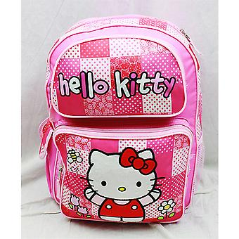 Backpack Hello Kitty Pink/Red Box (Large School Bag) Book Girls 82414