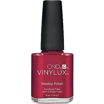 CND vinylux Contradictions Weekly Nail Polish Colour Collection - Tartan Punk (196) 15ml