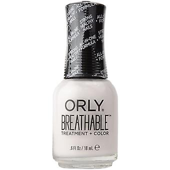 Traitement à ressoufflement orly - Couleur - Barely There 18ml (OR908)