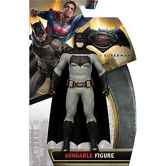 Action Figures - DC Comics - Batman B vs Superman Bendable Toys dc-3961