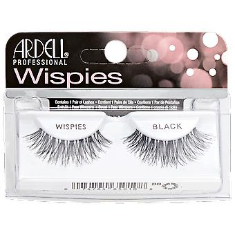 Ardell Natural Wispies Black Easy To Apply Full False Eye Lashes