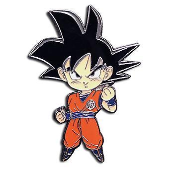 Pin Set - Dragon Ball Super - Goku New Licensed ge50247