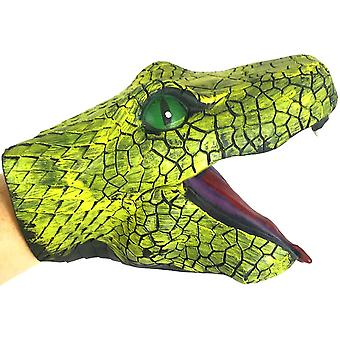 Handdocka Orm Snake Hand Puppet Character Marionette Leksak