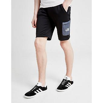 New The North Face Boys' Urban Adventure Mittellegi Shorts Black