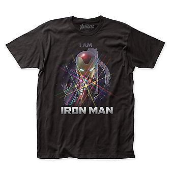 Olen Iron Man Avengers Endgame T-paita