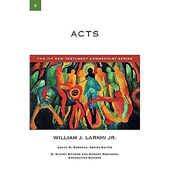 Acts (IVP New Testament Commentary)