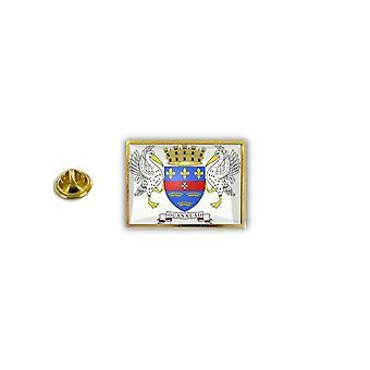 Kiefer PineS Pin Abzeichen Pin-Apos;s Metall Broche Papillon Schmetterling Flagge Saint T Barthelemy