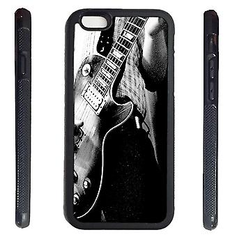 iPhone 7 shell with classic guitar picture