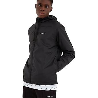 NICCE Core Windbreaker Jacket Black 02