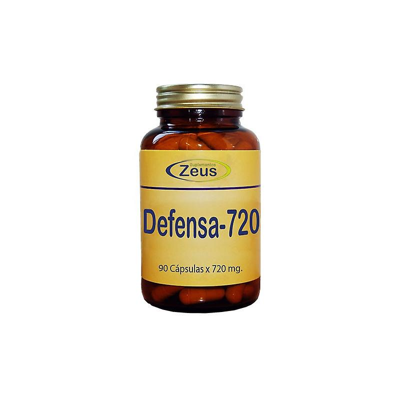 Zeus Defense 720 90 Capsules