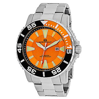 Oceanaut Men's Marletta Orange Dial Watch - OC2910