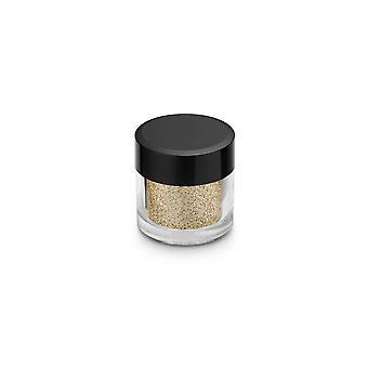 Jessica Loose glitter pot til Nail art-guld (JG06)