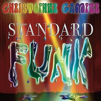 Christopher Gamper - standaard Funk [CD] USA import