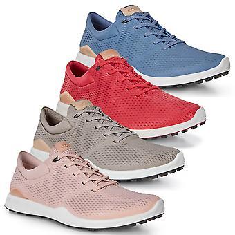 ECCO Naisten 2020 ECCO W Golf S-Lite vedenpitävä nahka Golf kengät