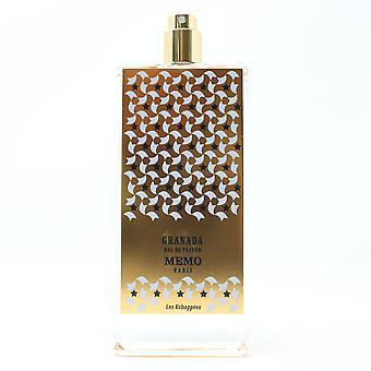 Memo Paris Granada Eau De Parfum Spray  2.5oz/75ml New,as shown