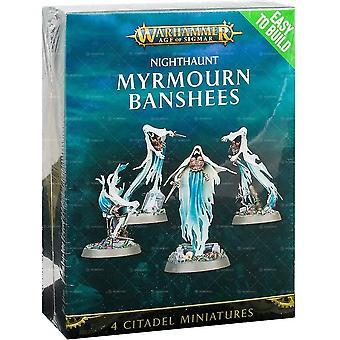 Spiele-Workshop - Warhammer Age of Sigmar - ETB Nighthaunt Myrmourn Banshees