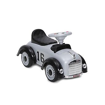 Children's car, slider Speeder 610, music function, backrest, classic design