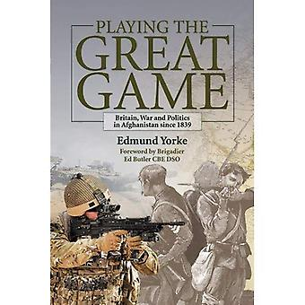 Playing the Great Game