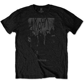 Korn Jonathan Davis Brian hoofd Welch officiële T-shirt