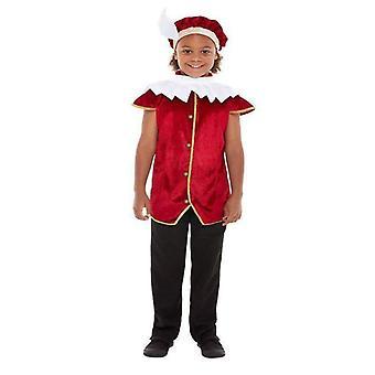 Tudor kit Child Red