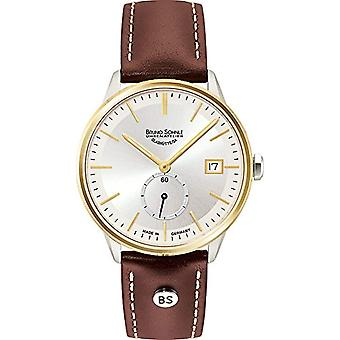 Bruno S_hnle women's Quartz Analog leather strap 17-23183-241