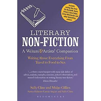 Literary NonFiction A Writers  Artists Companion by Cline & SallyGillies & Midge