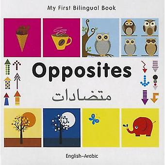 My First Bilingual Book  Opposites Englisharabic by Milet Publishing