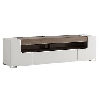 Lumia 190 cm široký televizní kabinet