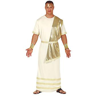 Mens Romeinse Fancy Dress Kostuum oude Rome