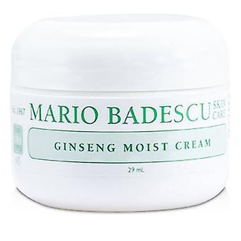 Mario Badescu Ginseng Crème Humide - Pour Combinaison / Sécheresse / Sensitive Skin Types 29ml/1oz