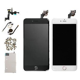 Accessoires gecertificeerd® iPhone 6S plus front mounted display (LCD + touch screen + Parts) A + kwaliteit-wit