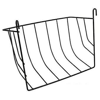 Trixie Porta heno/verduras, metal lacado 25x18x12 cm