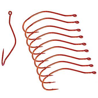 Mustad UltraPoint langsom død røde fiske kroker (10 Ct) - 1