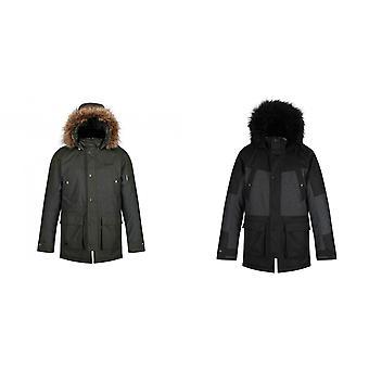 Regatta Mens Aalto Fur Trimmed Waterproof Insulated Jacket