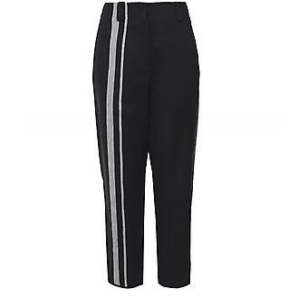 Annette Gortz Linen Blend Duna Stripe Trousers