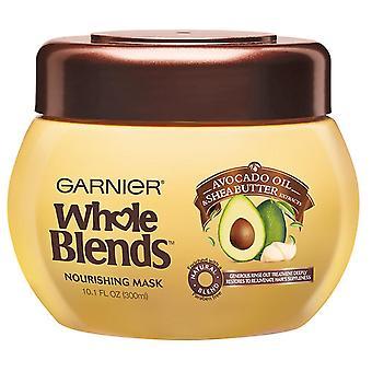 Garnier nourishing mask, avocado oil & shea butter, 10.2 oz