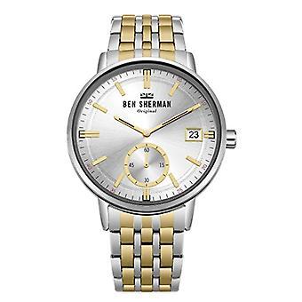 Man Watch-Ben Sherman WB071GSM