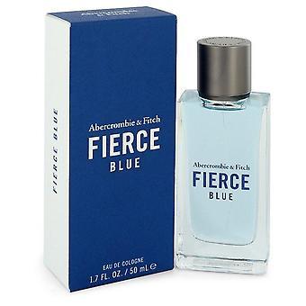 Fierce Blue Cologne spray por Abercrombie & Fitch 1,7 oz Cologne spray