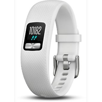 Garmin - Activity Tracker - Fitness wristband vivofit 4 white - 010-01847-11