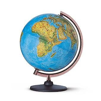 Geoglobe Physical World Globe