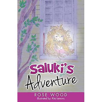 Salukis Adventure by Wood & Rose