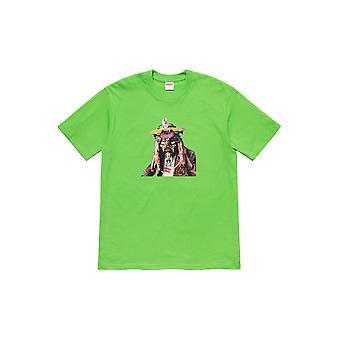 Supreme Rammellzee Tee Green - Clothing