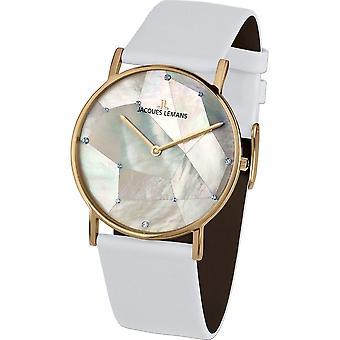 جاك ليمانس -- ساعة اليد -- السيدات -- يورك -- كلاسيك -- 1-2050I