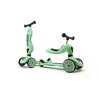 scoot and ride highwaykick 1 2in1 scooter kiwi ages 1-5 years