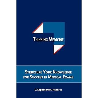 Thinking Medicine Structure Your Knowledge for Success in Medical Exams by Koppel & Cristina
