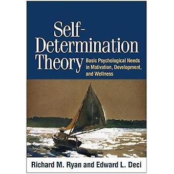 SelfDetermination Theory by Richard M. Ryan