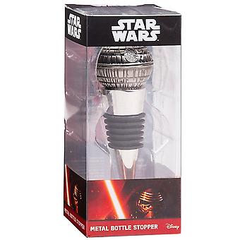 Star Wars Metal Death Star Bottle Korki