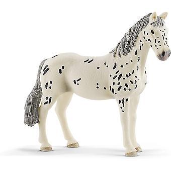 Schleich 13910 Paardenclub Knabstrupper Merrie