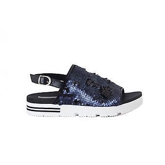 Tosca Blu Sabot Blu Zeppa 1629S564 chaussures universelles pour femmes d'été