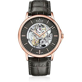 Edox - Wristwatch - Men - Les Bémonts - Automatic Shade of Time - 85300 37R GIR
